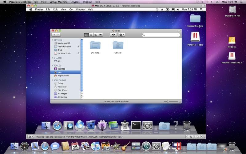 Parallels Desktop per Mac