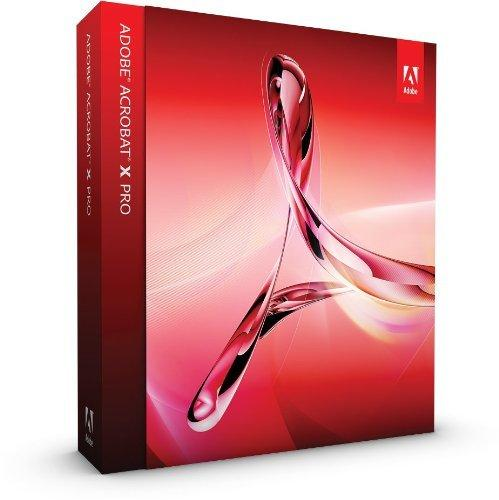 Sconto Adobe Acrobat X Pro per Windows