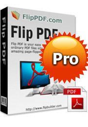 Flip PDF Professional per Windows
