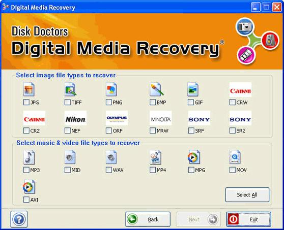Disk Doctors Photo Recovery (Win)